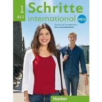 Schritte International Neu 1 - Kursbuch Und Arbeitsbuch Mit CD Zum Arbeitsbuch