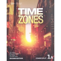 Time Zones 1A - Student's Book - Second Edition