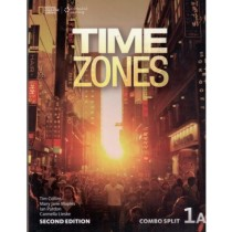 Time Zones 1A - Student's Book With Online Workbook - Second Edition
