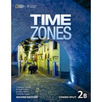 Time Zones 2B - Student's Book - Second Edition