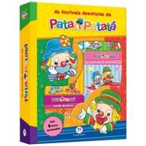 As Incríveis Aventuras de Patati Patatá - 6 Livros