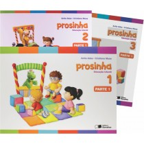 Coleção Prosinha - Educação Infantil - 3 volumes
