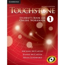 Touchstone 1 - Student's Book With Online Workbook - Second Edition